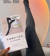 日本线下门店款、暖宫磁疗:CARSRAIN 3800D 加厚羊脂袜 均码 秒杀价79元(团购价89元,门店3800日元)