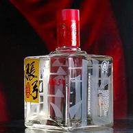 双11预售,中华老字号:500mlx4瓶 张弓 超值5年 52度浓香型