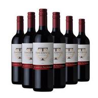 柯诺苏 智利多娜赤霞珠干红葡萄酒 750mlx6瓶