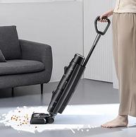 双11预售,吸扫拖一体,自清洁:云米 Cyber 旗舰款 智能无线洗地机