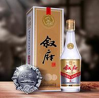 双11预售,1984国银奖纪念款:500mlx6瓶 叙府 金典 52度 浓香型纯粮食白酒
