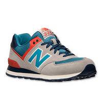 秒杀6PM折后价!New Balance 574 Out East 跑鞋