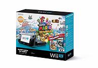 任天堂Nintendo Wii U 32GB版游戏机豪华套装