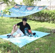 安戈洛多功能户外野营帐篷 小天幕