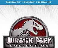 黑五特价 《Jurassic Park Collection》侏罗纪公园全集(蓝光6碟装、全区) 24.99美元(直邮约¥220)