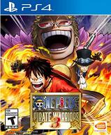 One Piece: Pirate Warriors 3 海贼无双3 PS4版
