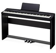 CASIO 卡西欧 Privia系列 PX-160BK 88键数码钢琴套装