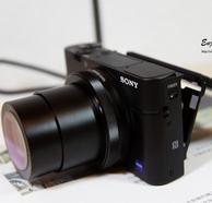 索尼(SONY) DSC-RX100 M3 数码相机 黑色
