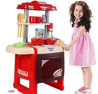贝恩施 儿童过家家厨房做饭玩具