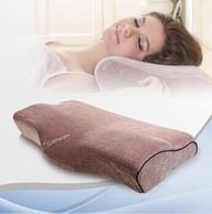 3件+凑单品:AiSleep 睡眠博士 碟形全方位慢回弹保健枕