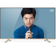 微鲸 WTV43K1J 43英寸 智能4K超清平板电视
