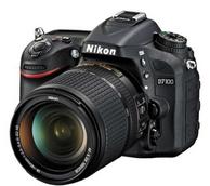 Nikon 尼康 D7100 单反数码相机 (18-140mm)