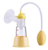 日本原装进口:chuchu 啾啾 高级手动宝宝吸奶器