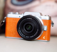 金牌会员价 松下 Lumix DMC-GF8 微型单电单镜套机