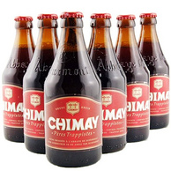 Chimay 智美 红帽啤酒 330ml*6瓶*2