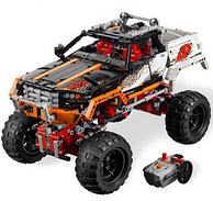 LEGO 乐高 机械组L9398四驱越野遥控车 近期好价160.98美元约¥992(同款天猫1860-2300不等)