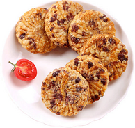 健元堂 薏米红豆燕麦全麦饼干 450g