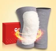 保暖透气羊毛护膝