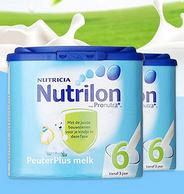 荷兰本土版 Nutrilon 诺优能 婴幼儿奶粉 6段(3岁以上) 400g