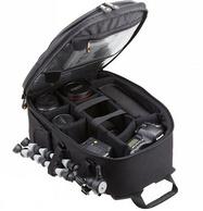 亚马逊倍思 单反相机双肩背包(2机4镜)