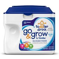 原装直邮!Similac美国雅培Go&Grow婴儿3段有机奶粉624g*6罐