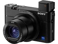 SONY索尼DSC-RX100 M5 黑卡数码相机