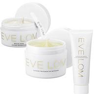 EVE LOM 明星产品套装(卸妆洁面膏200ml+急救面膜100ml+晨间洁面125ml)£135(£180 额外75折)