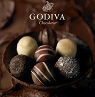 GODIVA美国官网 精选巧克力促销 低至9折