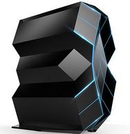 京东预售: Taidu 钛度 黑晶游戏主机 游戏+版(i5-6400、8G、120G、1TB、GTX1050Ti)