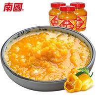 海南特产:南国 黄灯笼辣椒酱 135g*3瓶 用券后 17.8元包邮