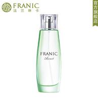 1元包邮:法兰琳卡期待1号春露香调香水50ml