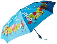 Totes 都达斯 Grace AOC 城市风景系列 晴雨伞