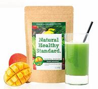 Natural Healthy Standard 青汁酵素代餐粉 芒果味 200g