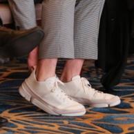 新低!41碼、胡歌同款:Clarks其樂 Trigenic Flex 男士三瓣鞋
