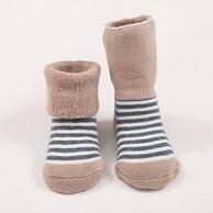 秒优童 秋冬毛圈加厚宝宝袜 4双圣诞礼盒装