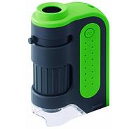 可配手机拍照!日本藤井 RXT203M 120倍便携式迷你显微镜