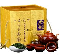 日思红太 安溪铁观音茶叶礼盒装 (500g+茶具套装)
