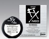日本直邮 santen 参天 FX NEO 眼药水 12ml *4件