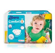 Libero丽贝乐 comfort 婴儿纸尿裤 L80片*2件