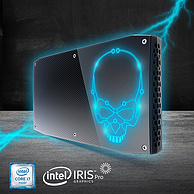 巴掌大小性能爆炸!Intel英特尔 NUC6i7KYK 骷髅峡谷迷你主机