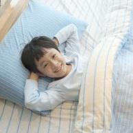 MUJI制造商出品,日式全棉针织三件套 儿童款