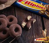 高口碑爆品:西班牙进口 Filipinos巧圈圈 巧克力脆饼干 135g