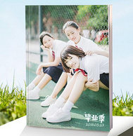 Sevev Colours 七彩 DIY照片书杂志相册 12寸24P 8.8元包邮