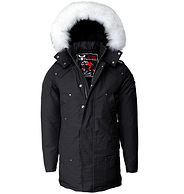 Moose Knuckles   Men's Stirling Parka 男士中长款羽绒服