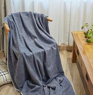 Ralph Lauren制造商,澳洲美利奴羔羊毛AB面盖毯