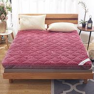 唯娜 加厚榻榻米海绵床垫