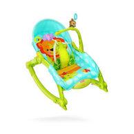 费雪 婴幼儿可爱动物多功能轻便摇椅W2811