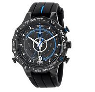 TIMEX 天美时 T49859 指南针码男款时装腕表(潮汐、逆跳、温度、指南)
