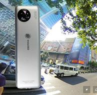 低成本VR拍摄黑科技!Insta360 Nano360度无死角全景相机