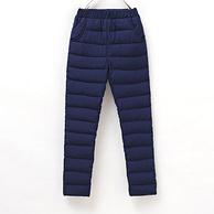 男女童都可穿!南极人  轻薄修身儿童羽绒裤